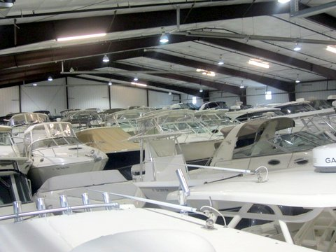Boat Storage Warehouse Picture 5